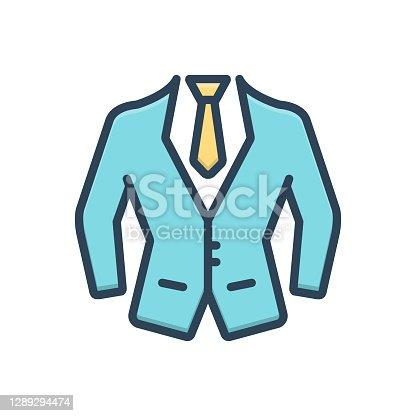 istock Dress formal 1289294474