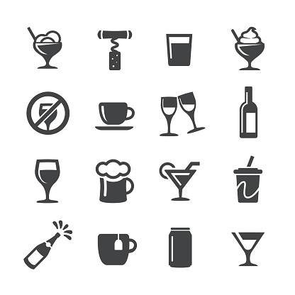 Drink Icons - Acme Series