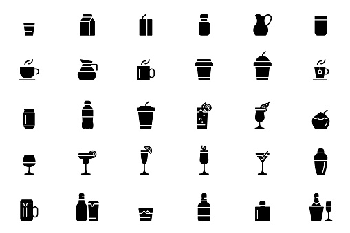 Drink Icons