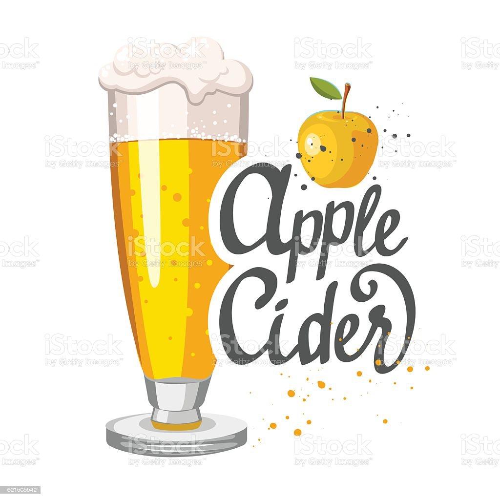 Drink menu. Vector illustration with cider apple glass in sketch drink menu vector illustration with cider apple glass in sketch - immagini vettoriali stock e altre immagini di alchol royalty-free