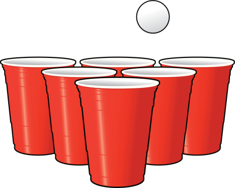 Drinking Games - Beer Pong