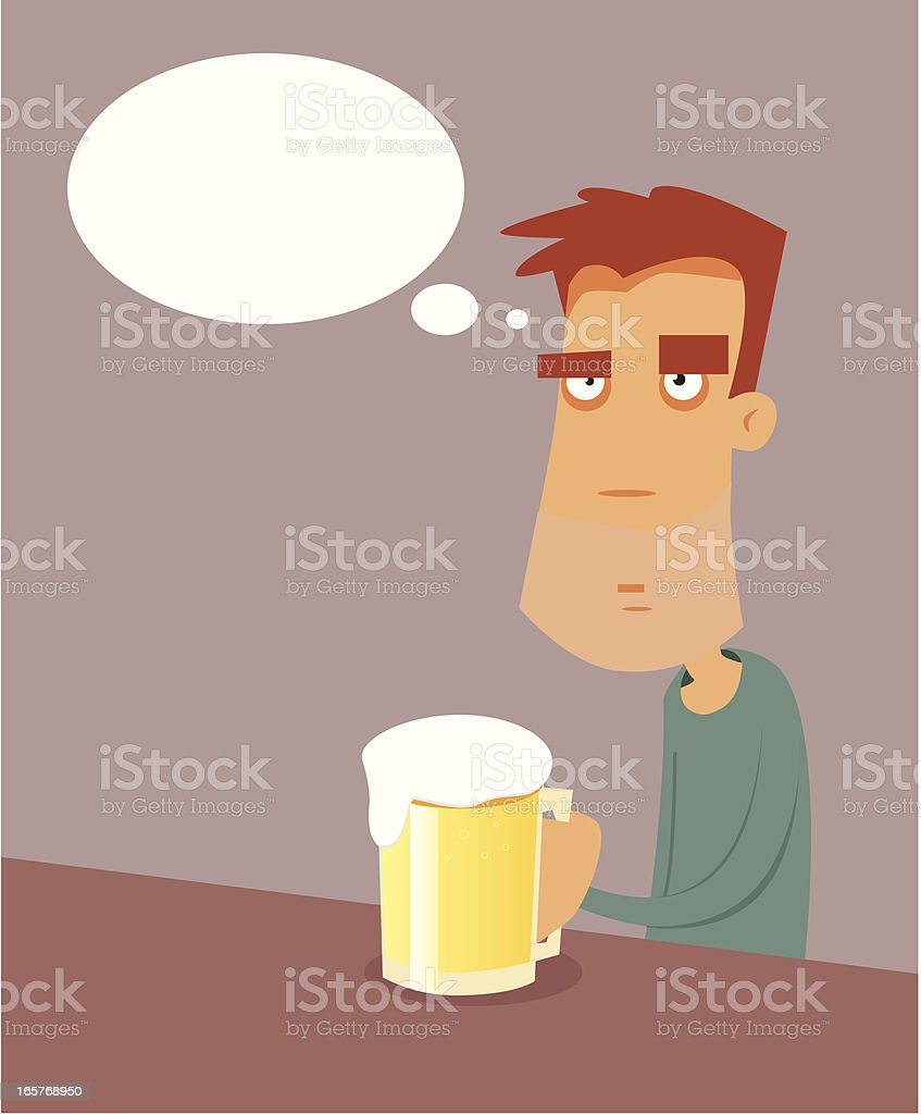 drinking men royalty-free drinking men stock vector art & more images of adult