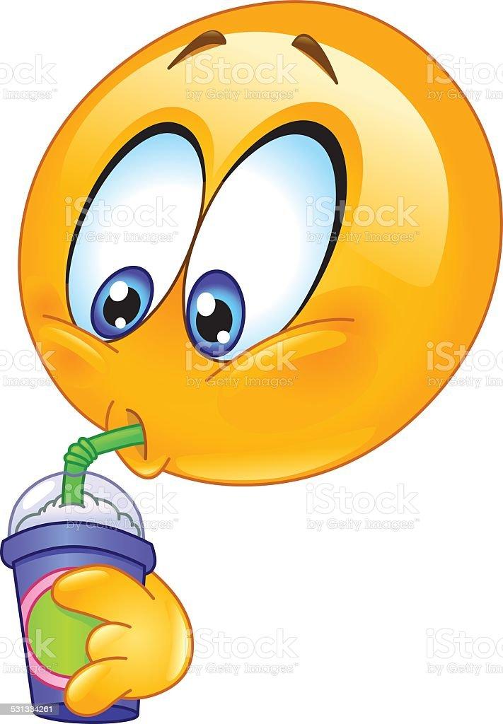Bilderesultat for soda emoji