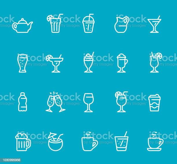 Drinks alcohol line icon set vector id1030995956?b=1&k=6&m=1030995956&s=612x612&h=or72vjl1vteg4cy8nmat v897rw4rr6klvazbkuee3m=