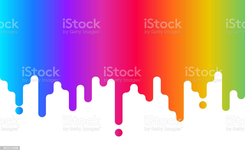 Dripping paint rainbow background abstract colorful backdrop on rainbow background abstract colorful backdrop on white color design for website reheart Images
