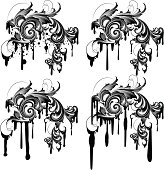 Drippy Scroll
