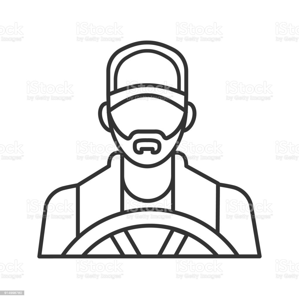 Driver Icon Stock Illustration Download Image Now Istock