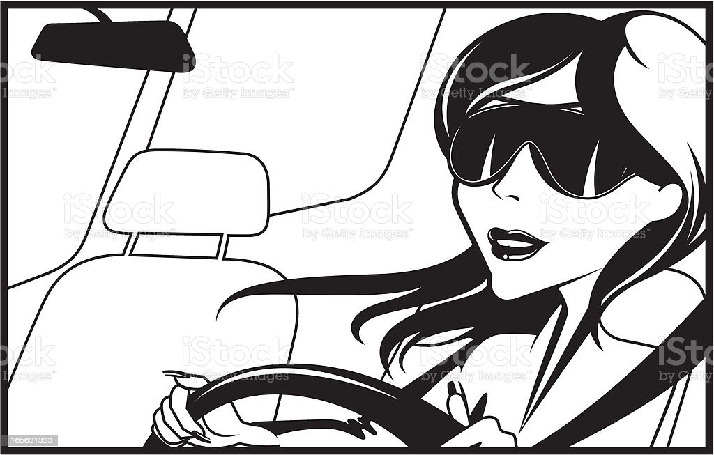 Driver. royalty-free driver stock vector art & more images of adult