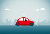 istock Driverless Car 966203008