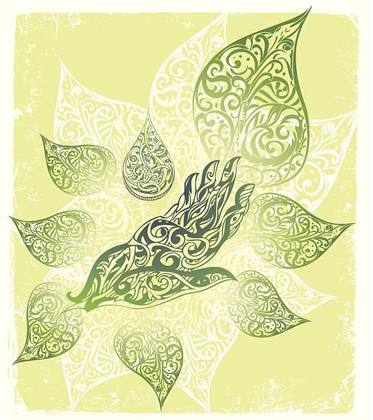 ilustrações, clipart, desenhos animados e ícones de gota de fé - fontes de tatuagem