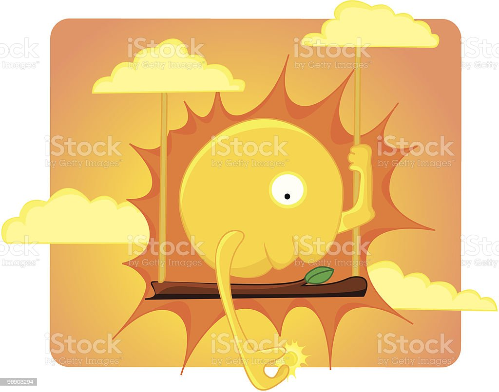 drop of sunshine royalty-free drop of sunshine stock vector art & more images of characters
