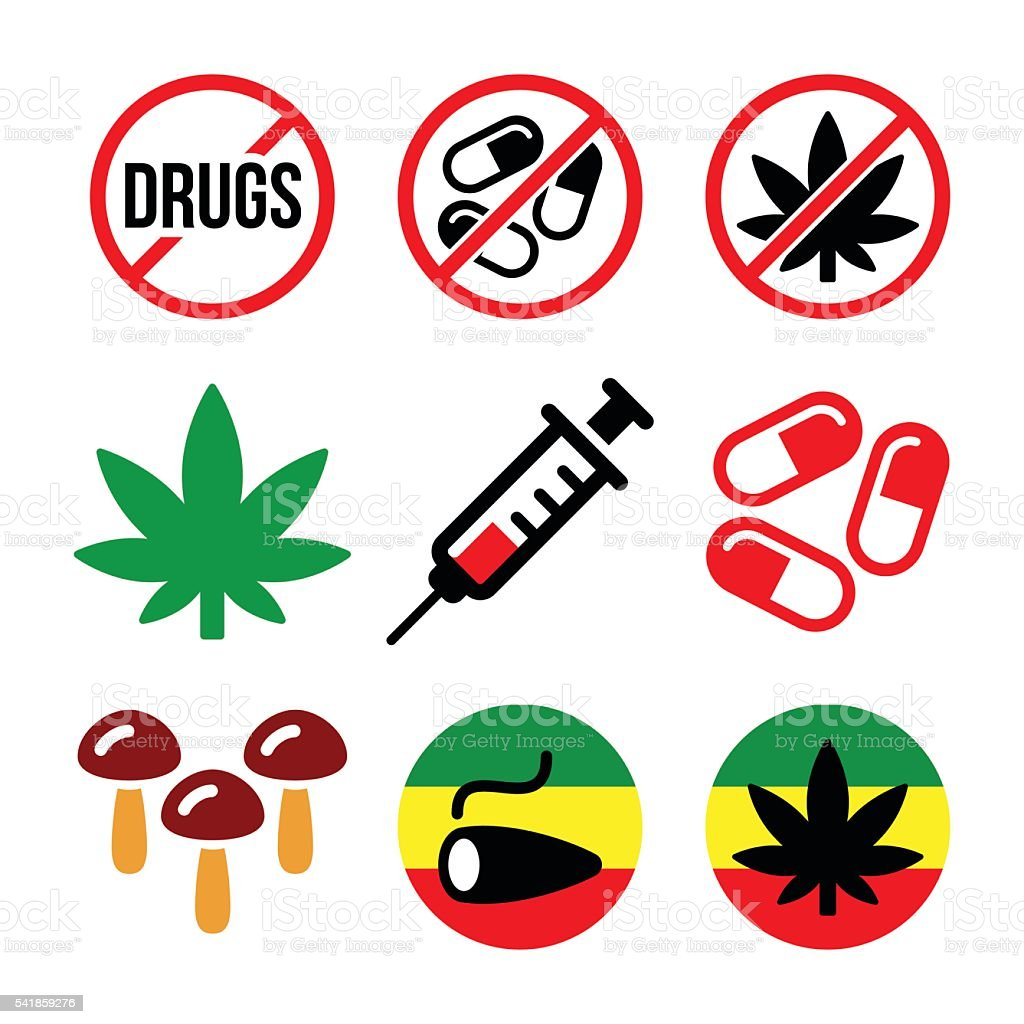 royalty free no drugs clip art vector images illustrations istock rh istockphoto com drug clipart png drug free clipart