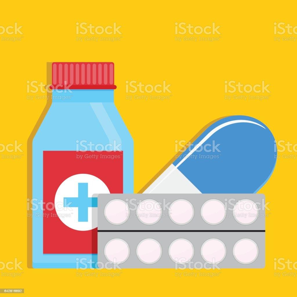 Ilustración de Fármacos Para El Tratamiento Del Resfriado Común ...