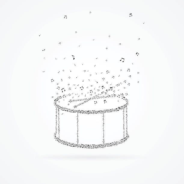 Best Snare Drum Illustrations, Royalty-Free Vector