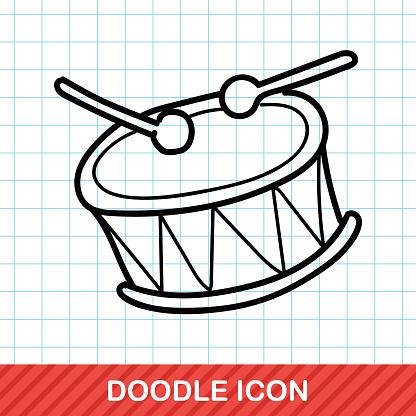 drum doodle