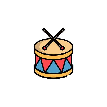 Drum illustration