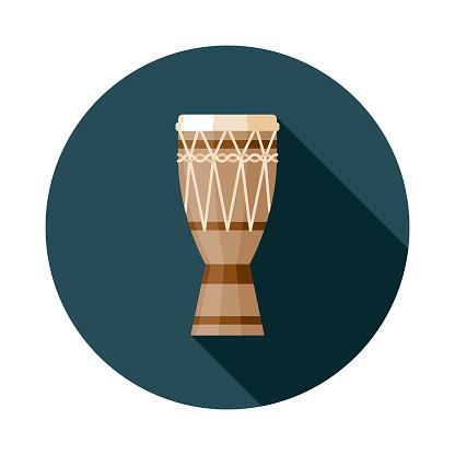 Drum Musical Instrument Icon