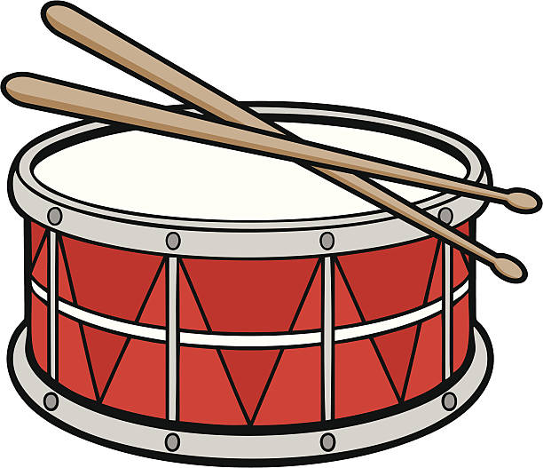 Best Snare Drum Illustrations, Royalty-Free Vector ...