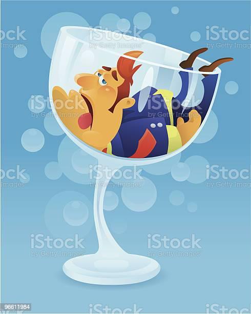 Drunk-vektorgrafik och fler bilder på Alkohol