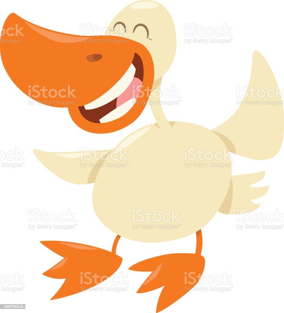 ördek çiftlik hayvan karakter royalty-free ördek çiftlik hayvan karakter stok vektör sanatı & animasyon karakter'nin daha fazla görseli