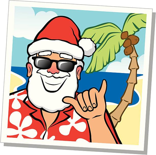 Dude, I'm on Vacation!!! vector art illustration