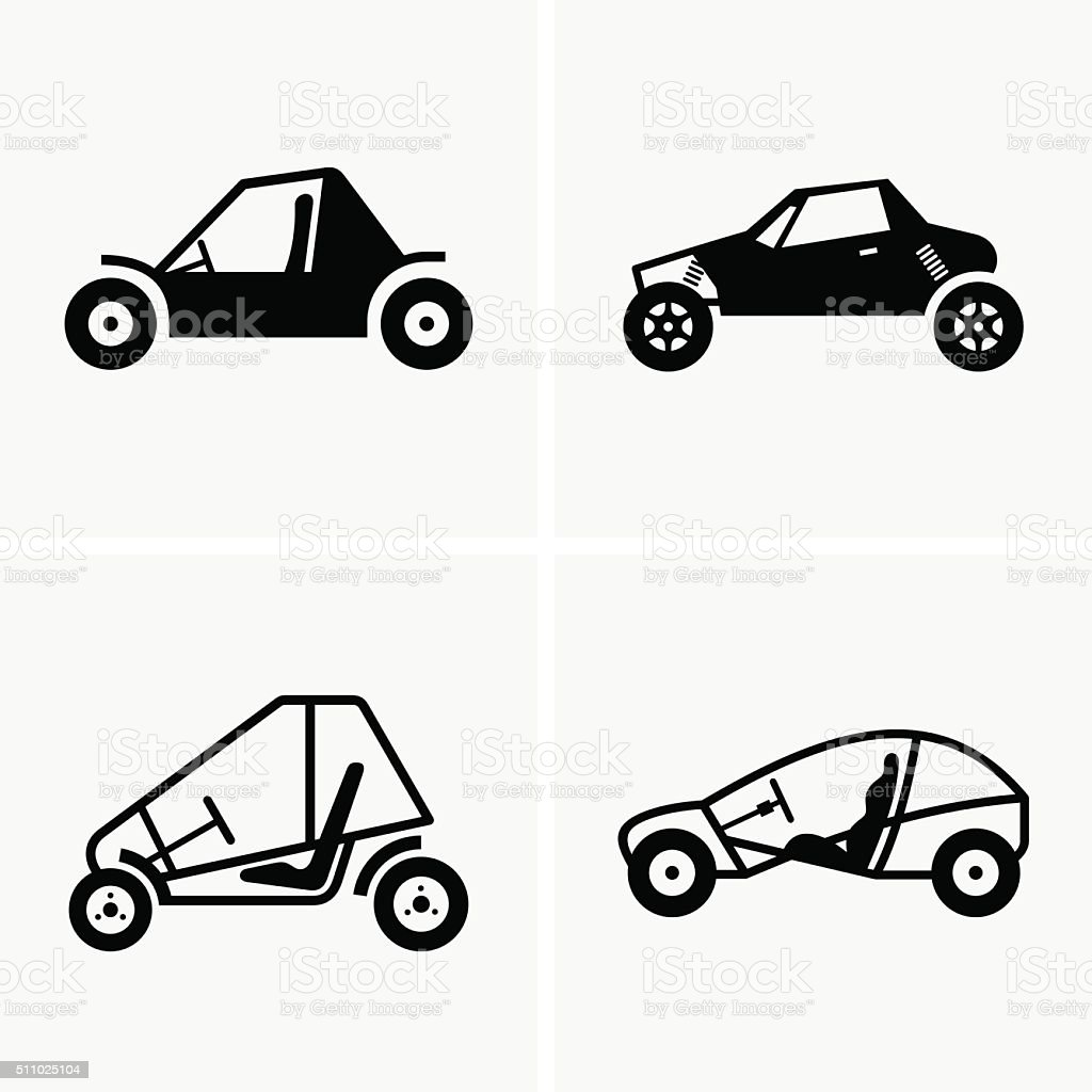 Dune Buggy Stock Vector Art & More Images of Car 511025104 | iStock