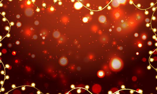 Dust white. Christmas. stock illustration