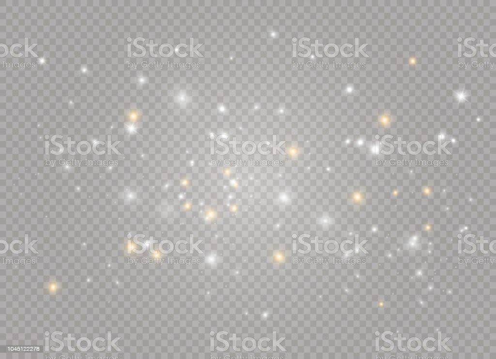Dust white light - Grafika wektorowa royalty-free (Abstrakcja)