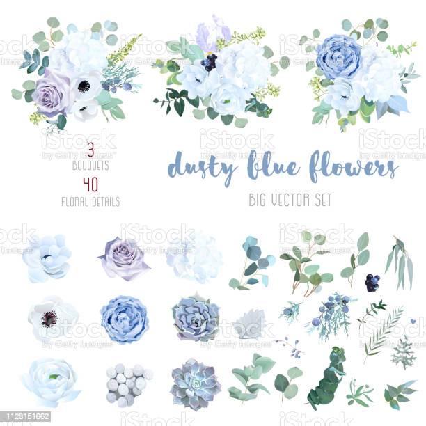 Dusty blue pale purple rose white hydrangea ranunculus vector id1128151662?b=1&k=6&m=1128151662&s=612x612&h=lizp9njeelun4vn52uzugz2uzgpmcjidiaqafvqzaxi=