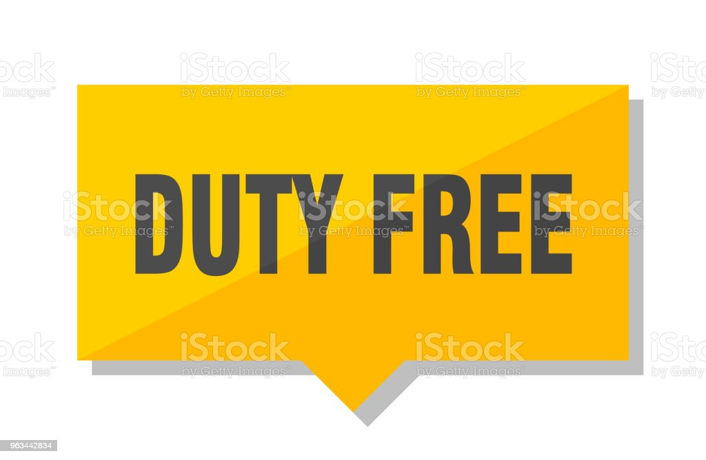Prix hors taxes à payer - clipart vectoriel de Badge libre de droits