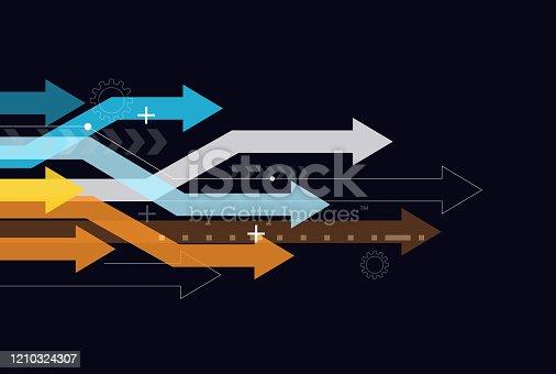dynamic arrows