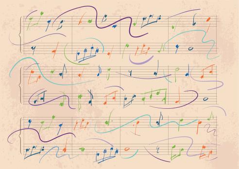 Dynamic Musical Score