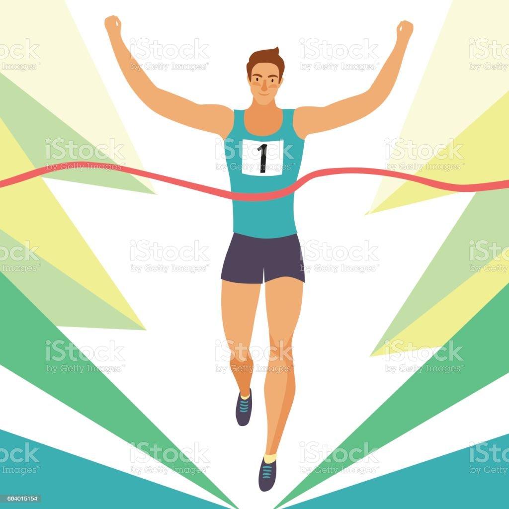 Image of crossing the finish line for Capri lynbrook motor inn lynbrook ny