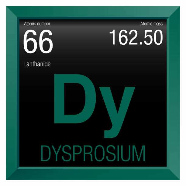 Royalty Free Dysprosium Clip Art Vector Images Illustrations Istock