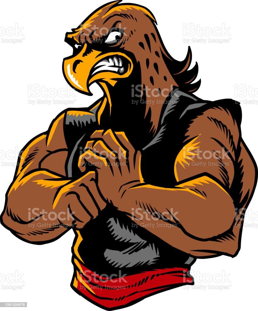 Eagle fighter