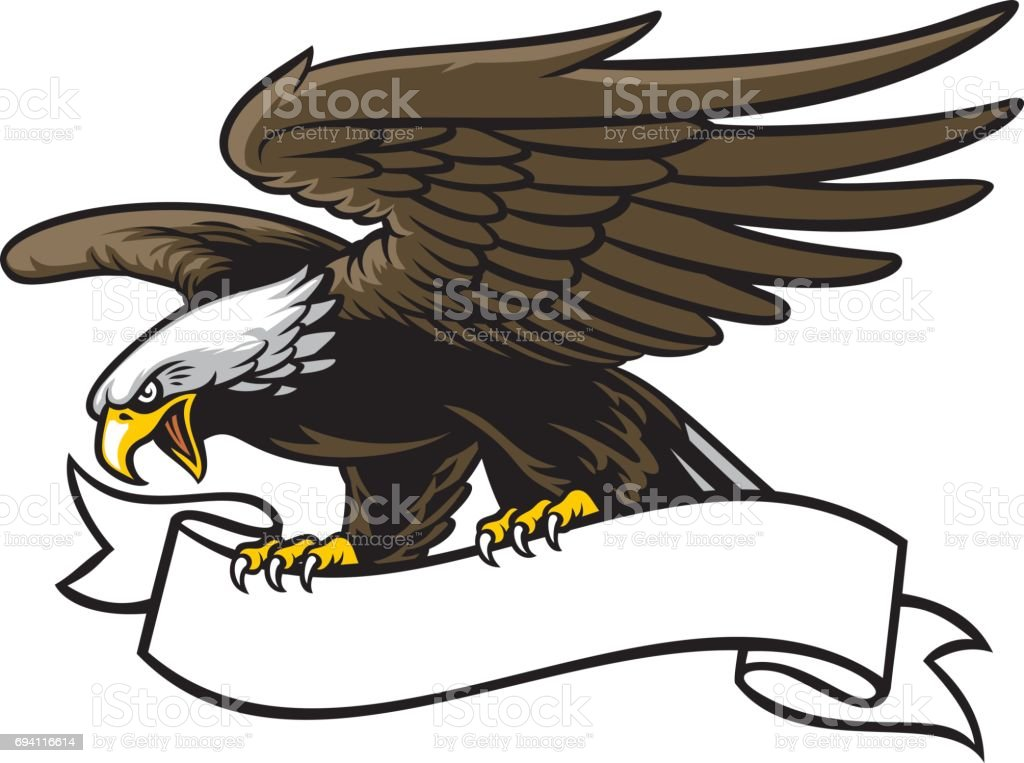 eagle grip a ribbon