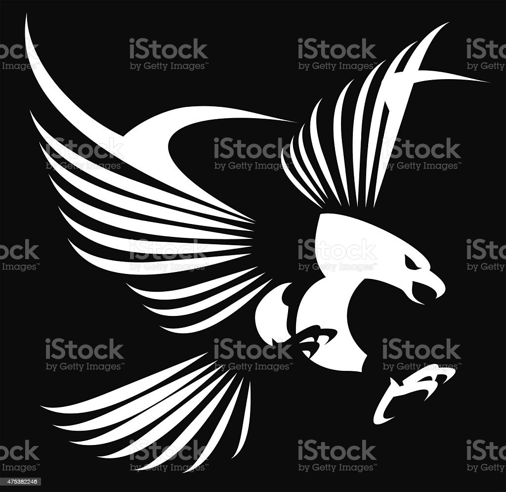 eagle hawk falcon stock vector art more images of 2015 475382246 Falcon Parts Breakdown eagle hawk falcon royalty free eagle hawk falcon stock vector art
