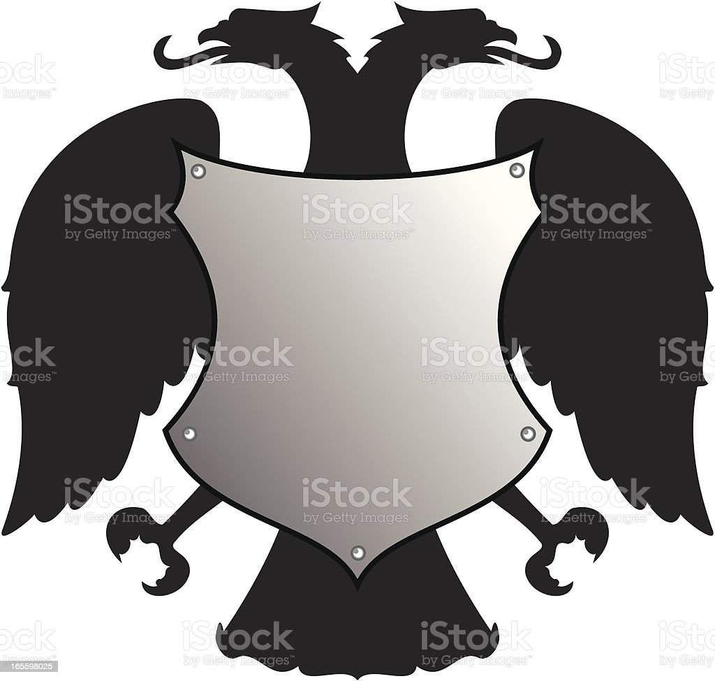 Eagle Heraldry royalty-free eagle heraldry stock vector art & more images of abstract