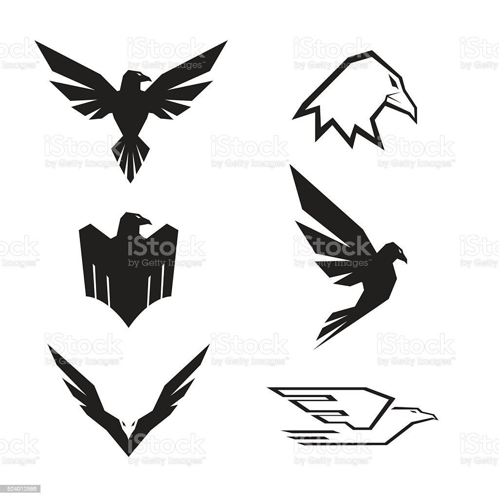 De Eagle - ilustración de arte vectorial