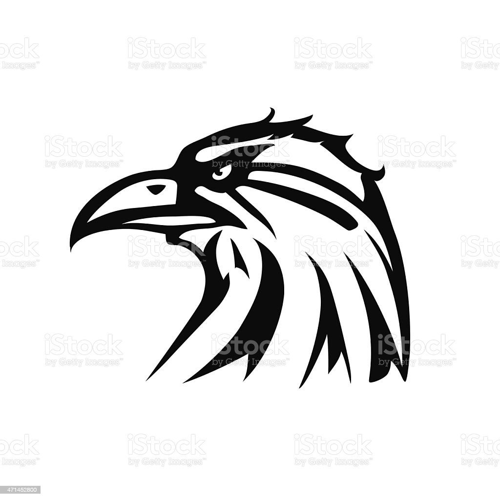 Eagle Tattoo Stock Illustration Download Image Now