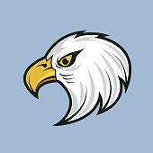 eagle. eps 10 vector file