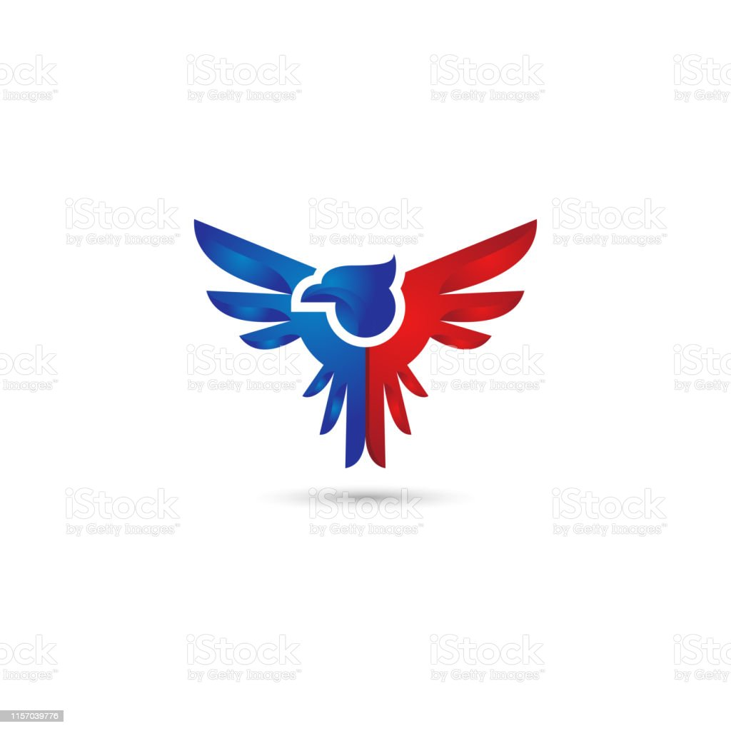 eagle wings vector logo stock illustration download image now istock eagle wings vector logo stock illustration download image now istock