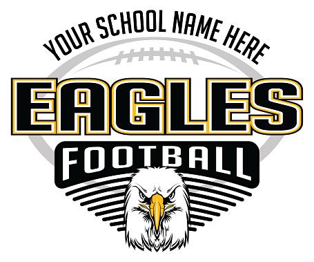 Eagles Football Concept