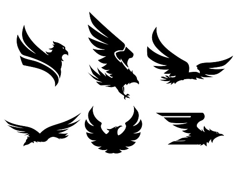 Eagles Silhouettes Collection