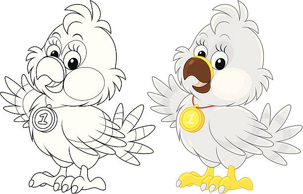 Baby Eagle Illustrations, Royalty-Free Vector Graphics ... (612 x 393 Pixel)