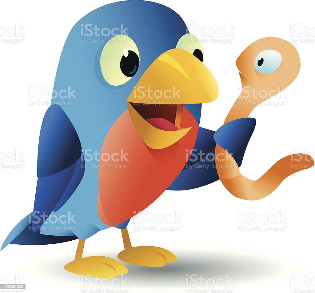 Early Bird Stock Illustration - Download Image Now - iStock