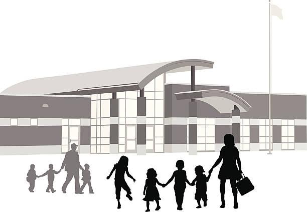 earlyschooling - grundschule stock-grafiken, -clipart, -cartoons und -symbole