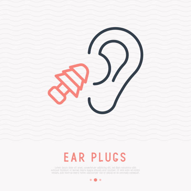 Royalty Free Hearing Protection Clip Art Vector Images