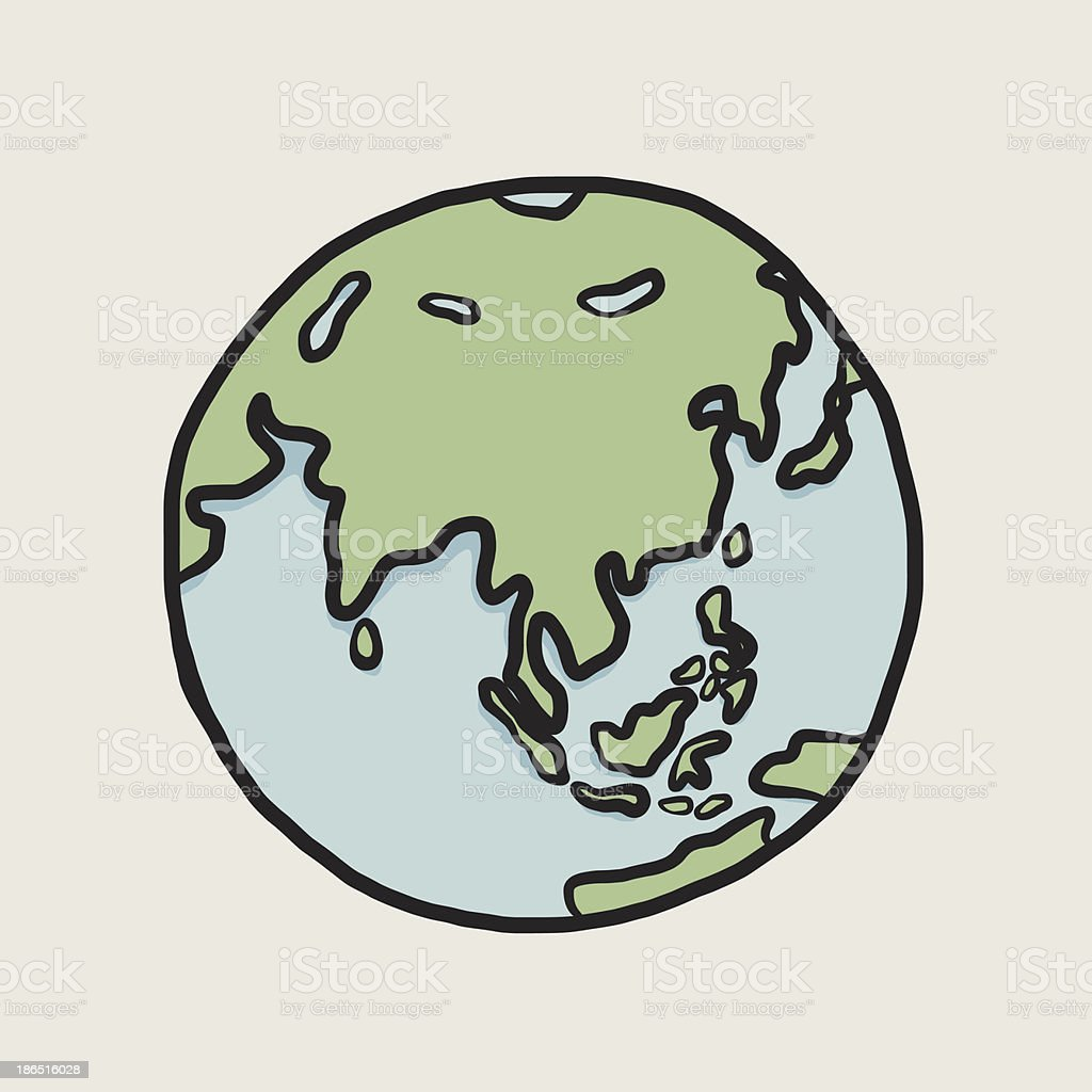 earth cartoon royalty-free earth cartoon stock vector art & more images of art