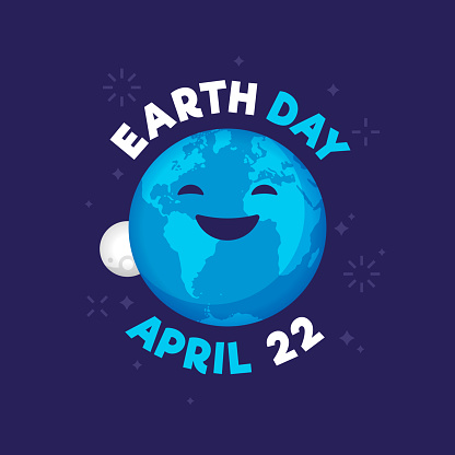 Earth Day April 22 Happy Earth